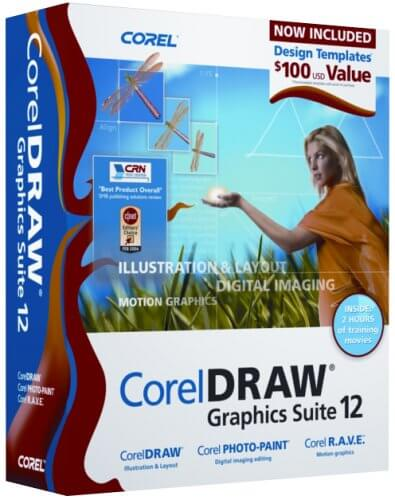 Corel Draw X12 Serial Number