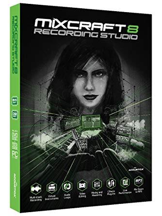 Mixcraft 8 Recording Studio Crack