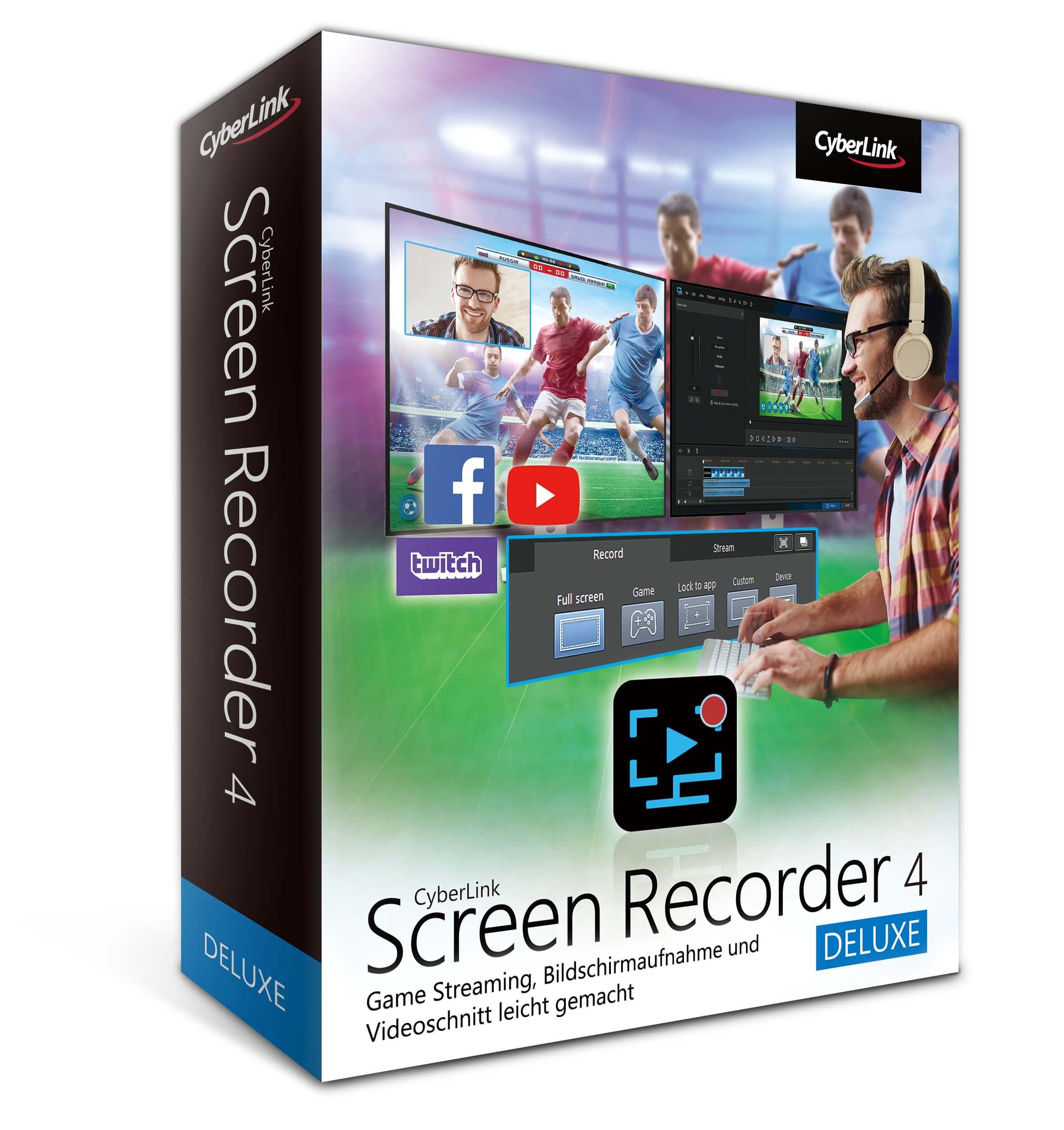 Cyberlink Screen Recorder 4 Crack