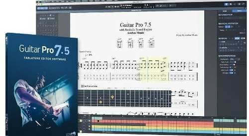 Guitar Pro 7.5 Crack Plus Keygen