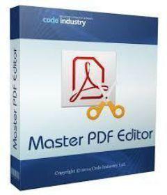 Master PDF Editor 5 Crack