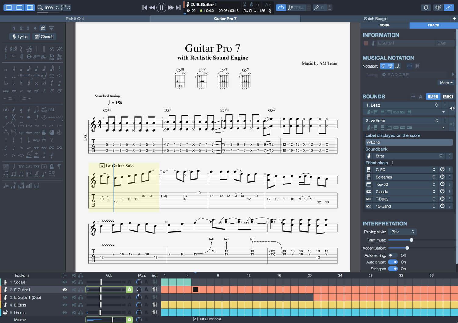 Guitar Pro 7.5 Keygen