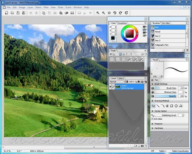 openCanvas-activation-key-download