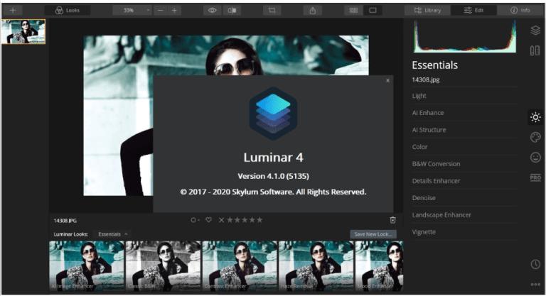 Luminar-4.1.0-Crack