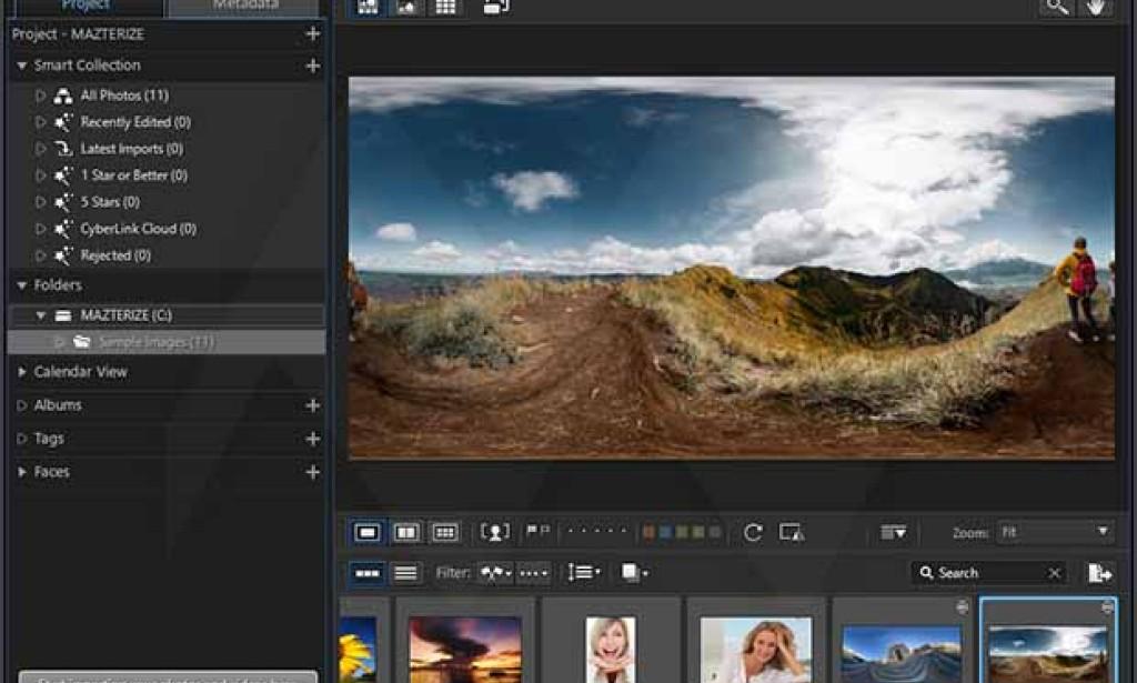 CyberLink PhotoDirector 12 Ultra Crack + License Key Full Download