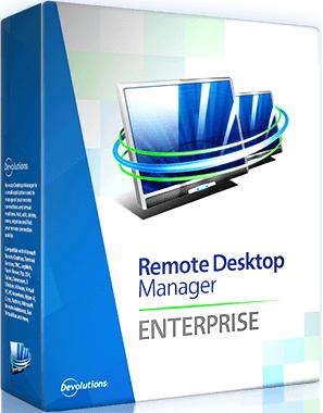 Remote Desktop Manager Enterprise 2021.1.40.0 + Keygen [2021]