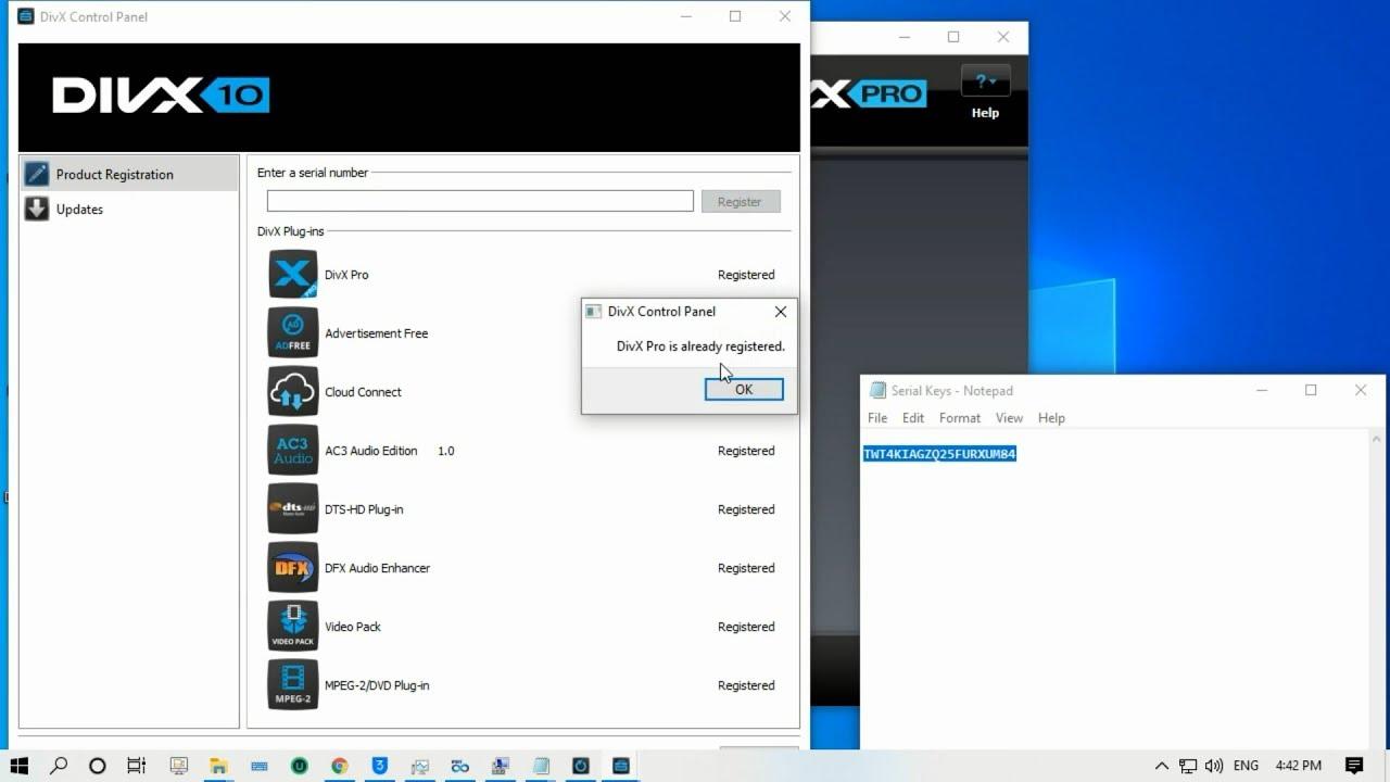 DivX Pro 10.8.9 Crack + Serial Number Full Download [2021]