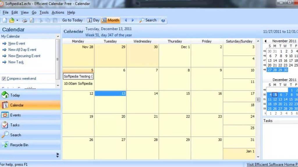 Efficient-Calendar-Crack