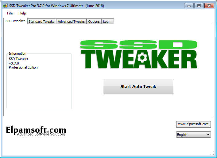 SSD-Tweaker-Pro-Crack