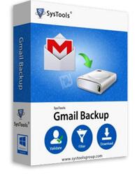 SysTools-Gmail-Backup-keygen