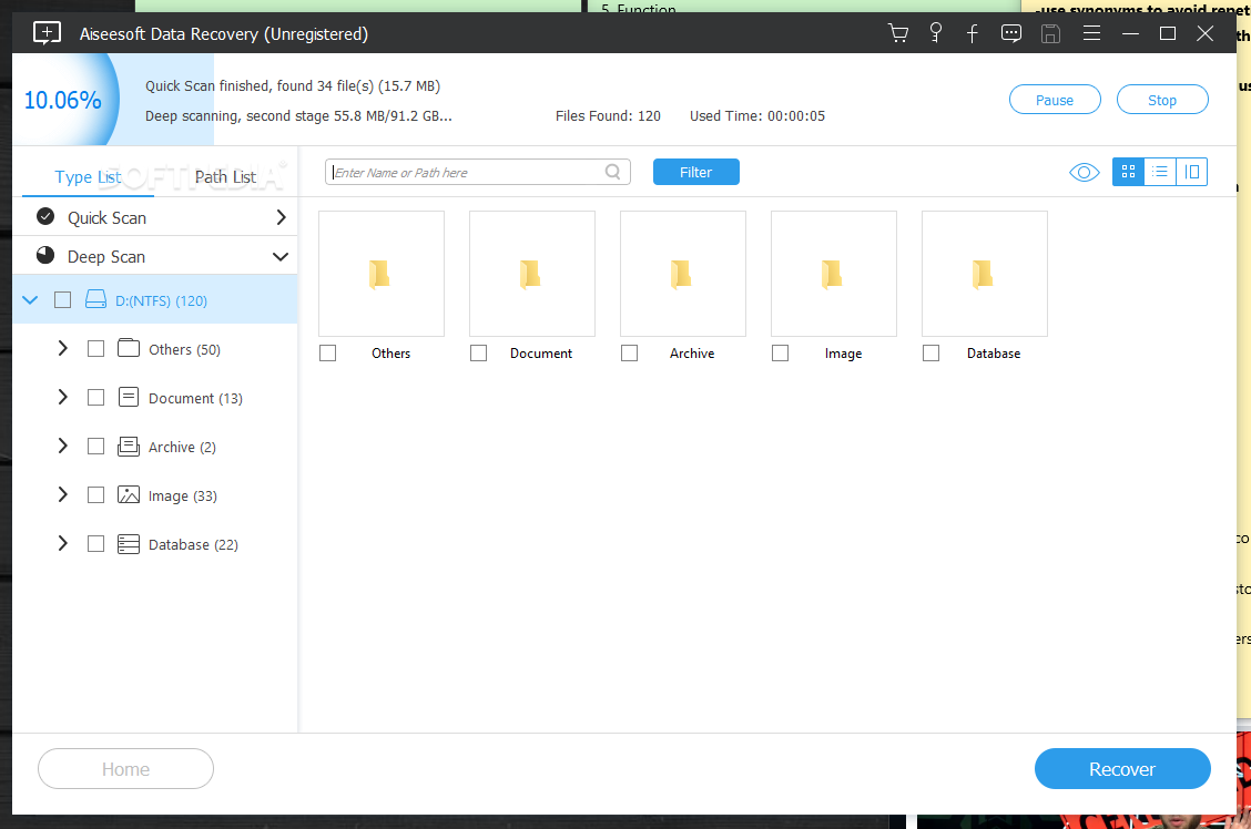 Aiseesoft Data Recovery 1.2.28 Crack + Registration Code [2022] Free
