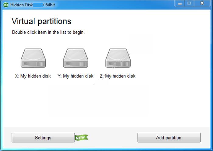 Cyrobo Hidden Disk Pro 5.04 + Activation key Full Download