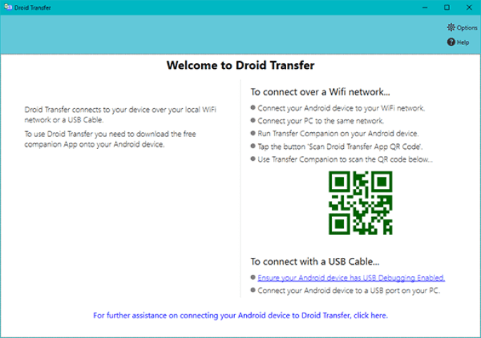 Droid Transfer 1.52 Crack + Activation Code [2022] Free Download